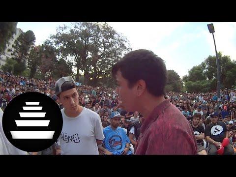MKS & DUKI vs ACRU & FAQQ - 4tos (Pretemporada 2vs2 2017) - El Quinto Escalón