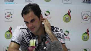 Federer Post-Match Press Conference