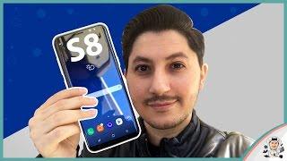 جالكسي اس 8 واس 8 بلس نظرة اولى Galaxy S8 و S8 Plus     -