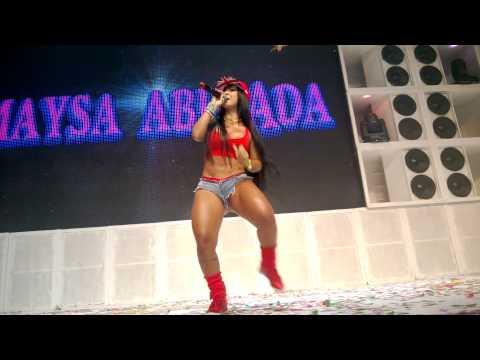 Maysa Abusada - Rainha Poderosa - DVD Furacão 2000 Infinity Power - Barra Music