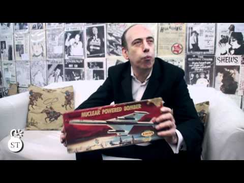 Mick Jones on comics, blagging into clubs as a kid with The Stones and his first job