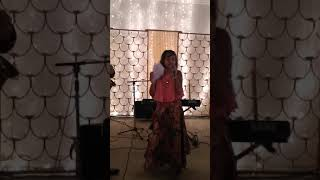 Auli performing 'Yeh Ishq Hai' from Jab we met in the annual Diwali function of SGRH 2018