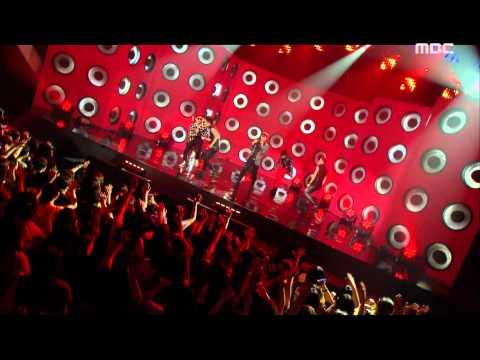 2PM - HANDS UP, 투피엠 - 핸즈 업, Music Core 20110702