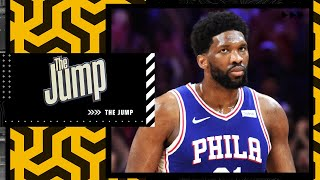 'The 76ers are the better team even with Embiid's injury' - Zach Lowe   The Jump