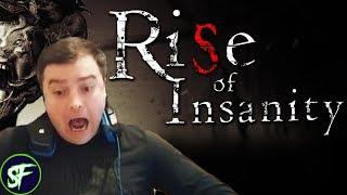АКТЕР ИГРАЕТ В Rise of Insanity (ЛУЧШИЕ МОМЕНТЫ)