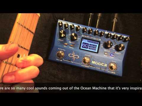 Mooer Ocean Machine Devin Townsend Guitar Pedal