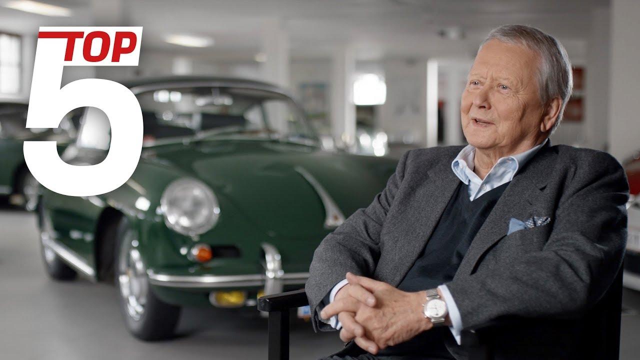 Porsche Top 5: Dr. Wolfgang Porsche's Lieblingsautos