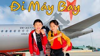 Stin Dâu Check In Sân Bay Tân Sơn Nhất (^_^) Stin Dâu Lần Đầu Đi Máy Bay Jetstar