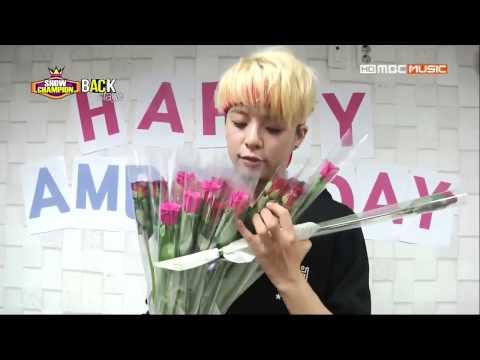130914 Show Champion Backstage Amber Cut