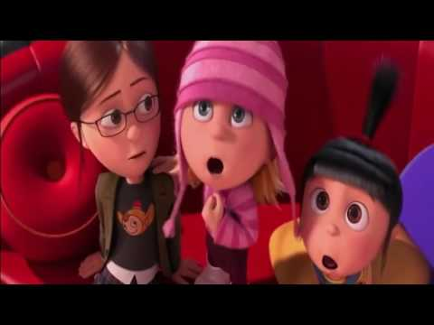 Taeyeon and Seohyun Despicable Me 1 dubbed scenes