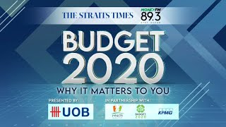 Budget 2020: Why It Matters To You | The Straits Times x Money FM 89.3