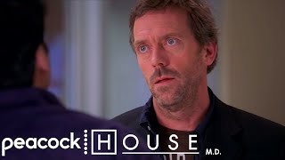 House Asks For A Heart Transplant  | House M.D.