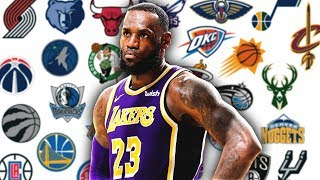 10 Teams LeBron James SHOULD HAVE Signed With INSTEAD Of The Lakers