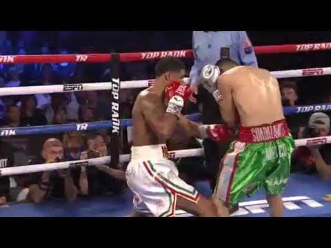 SHAKUR STEVENSON VS JOET GONZALEZ FIGHT REPORT BY DBN