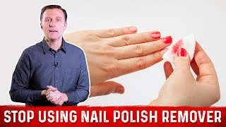 Why You Need  to STOP Using Nail Polish Remover (Acetone)