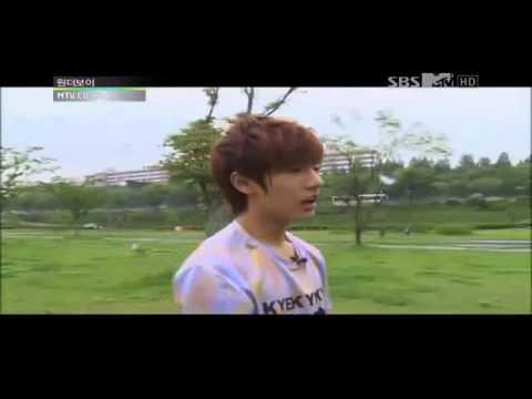 Boyfriend - Hyung make fun to their Maknae Part 1