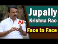 Minister Jupally Krishna Rao Exclusive Interview - Face to Face