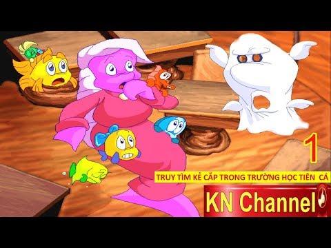 KN Channel hài hước BÓNG MA HỌC ĐƯỜNG TẬP 1 ĐUỔI THEO CON MA