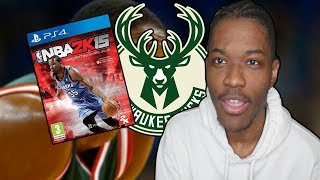 i bought nba 2k15 to rebuild the worst team in the league...