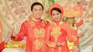 Tết Đoàn Viên - Lam Trường, Cẩm Ly và 8 ca sỹ Giọng Hát Việt Nhí (Gala Nhạc Việt 5)