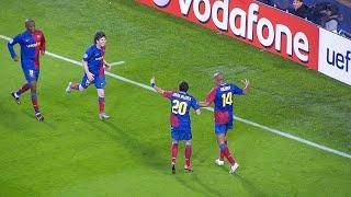 The Day Messi, Henry, Eto'o TOYED With Bayern Munich