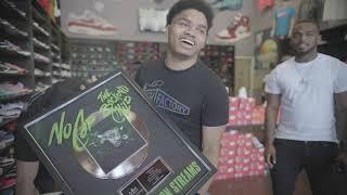 Nocap/Thebackendchild Vlog, MYMIXTAPEZ GIVES HIM A CHAIN!!!