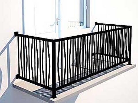 Ограждения балконов цена, фото, где купить кривой рог.