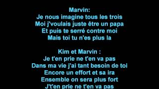 marvin tu me manqueras toujours