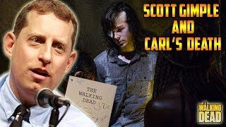 SCOTT GIMPLE and CARL'S DEATH! The Walking Dead Season 8 Mid-Season Finale Discussion