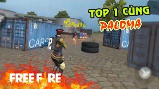 [Garena Free Fire] TOP 1 Nhân Vật PALOMA Trùm Vũ Khí | Sỹ Kẹo