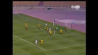 ستوديو الحياة - أهداف الشوط الأول من مباراة المقاولون vs انبي - الدوري المصري الممتاز 2015
