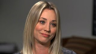 Kaley Cuoco Fights Back Tears Remembering Her Last Moment With John Ritter