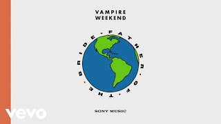Vampire Weekend - Flower Moon (Official Audio) ft. Steve Lacy