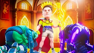LAZARBEAM became the KING!
