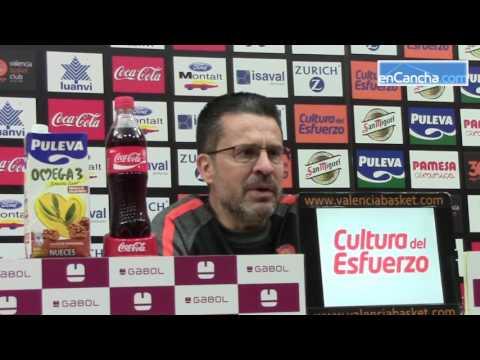 ICL Basquet Manresa vs Valencia Basket