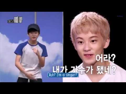 ABOUT NCT MARK LEE (NCT PRO DEBUTER CUTE, FUNNY MOMENTS)