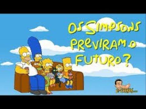 Gafanhotos  Previsões dos Simpsons Gafanhotos !