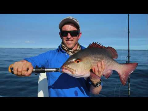 Fishing the Great Barrier Reef