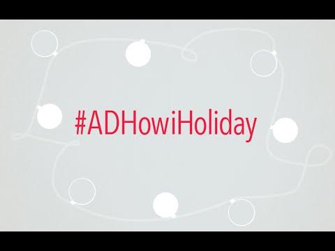 #ADHowiHoliday