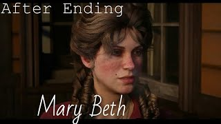 Meeting Mary Beth After Ending (Red Dead Redemption 2)