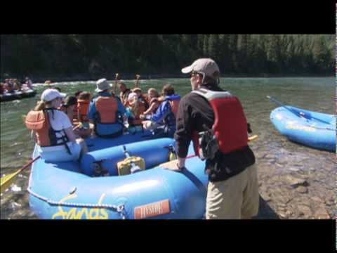 An Introduction to Whitewater Rafting with Sands