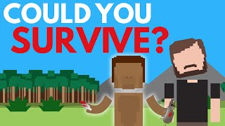 Could You Survive 2.5 Million Years Ago?