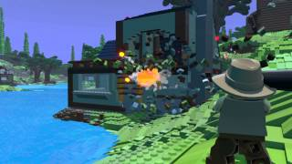 LEGO Worlds Trailer