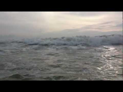 Пример видеосъемки на Sony Xperia V