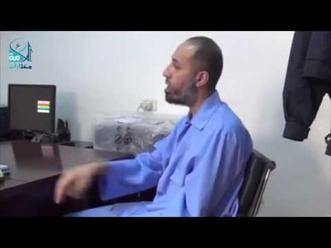 شاهد || الساعدي القذافي يكشف أسرار مخطط مصر والإمارات على ليبيا