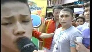 Amazing Gay Guy with a Big Voice from the Philippines