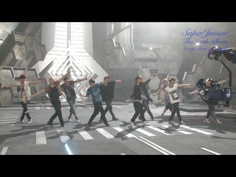 SUPER JUNIOR 슈퍼주니어 'Sexy, Free & Single' MV Making Film