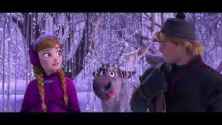 La reine des neiges :  bande-annonce VO
