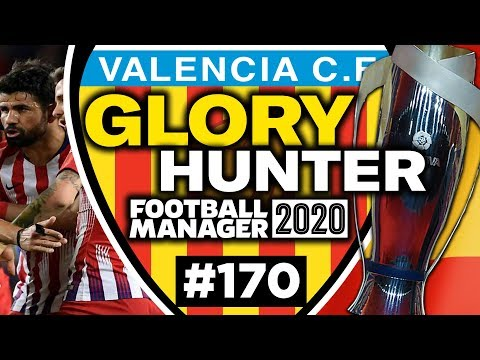 GLORY HUNTER FM20 | #170 | WHY DON'T YOU MAKE SUBS?! | Football Manager 2020