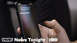 Apple Protects Your Privacy, And Siri Sucks Because Of It (HBO)
